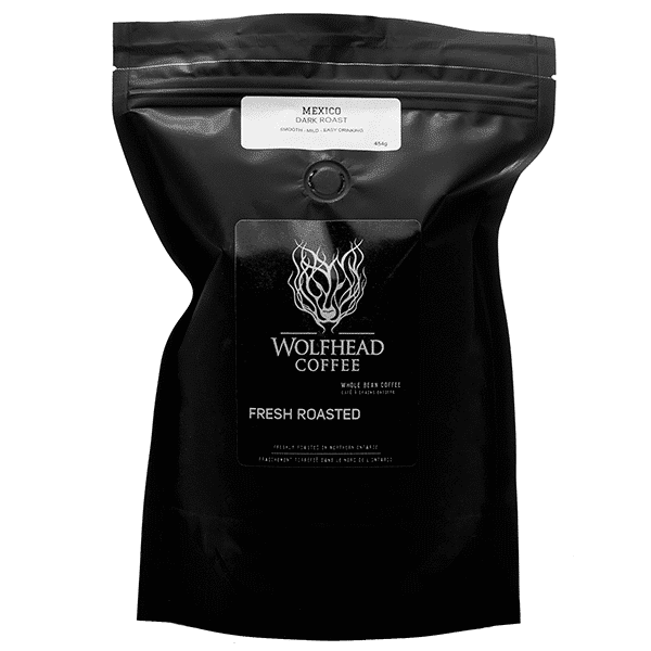 Wolfhead Dark Roast Mexican