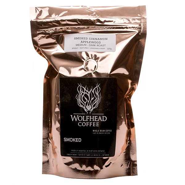 Smoked Cinnamon Applewood Coffee
