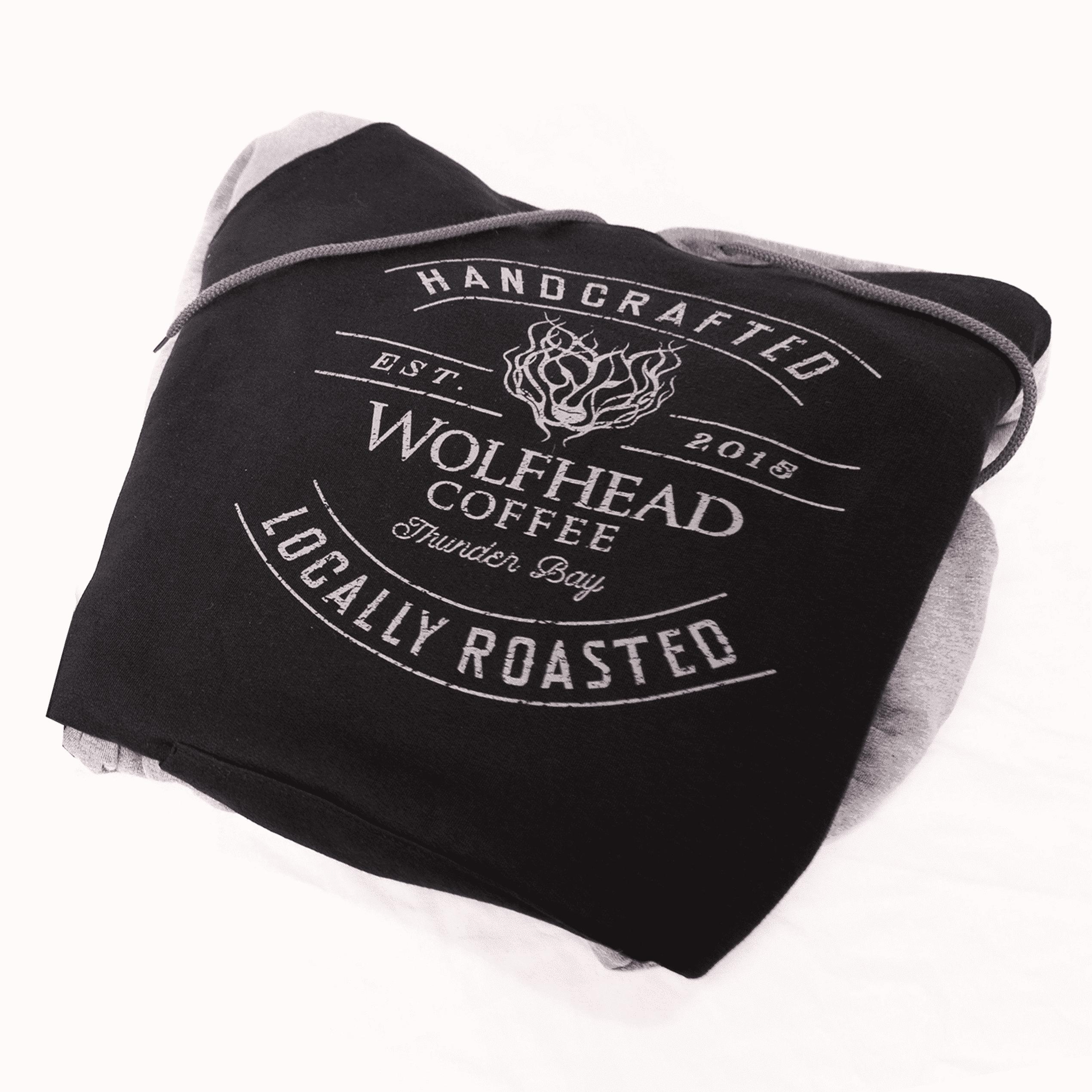 Wolfhead Coffee Hoodie