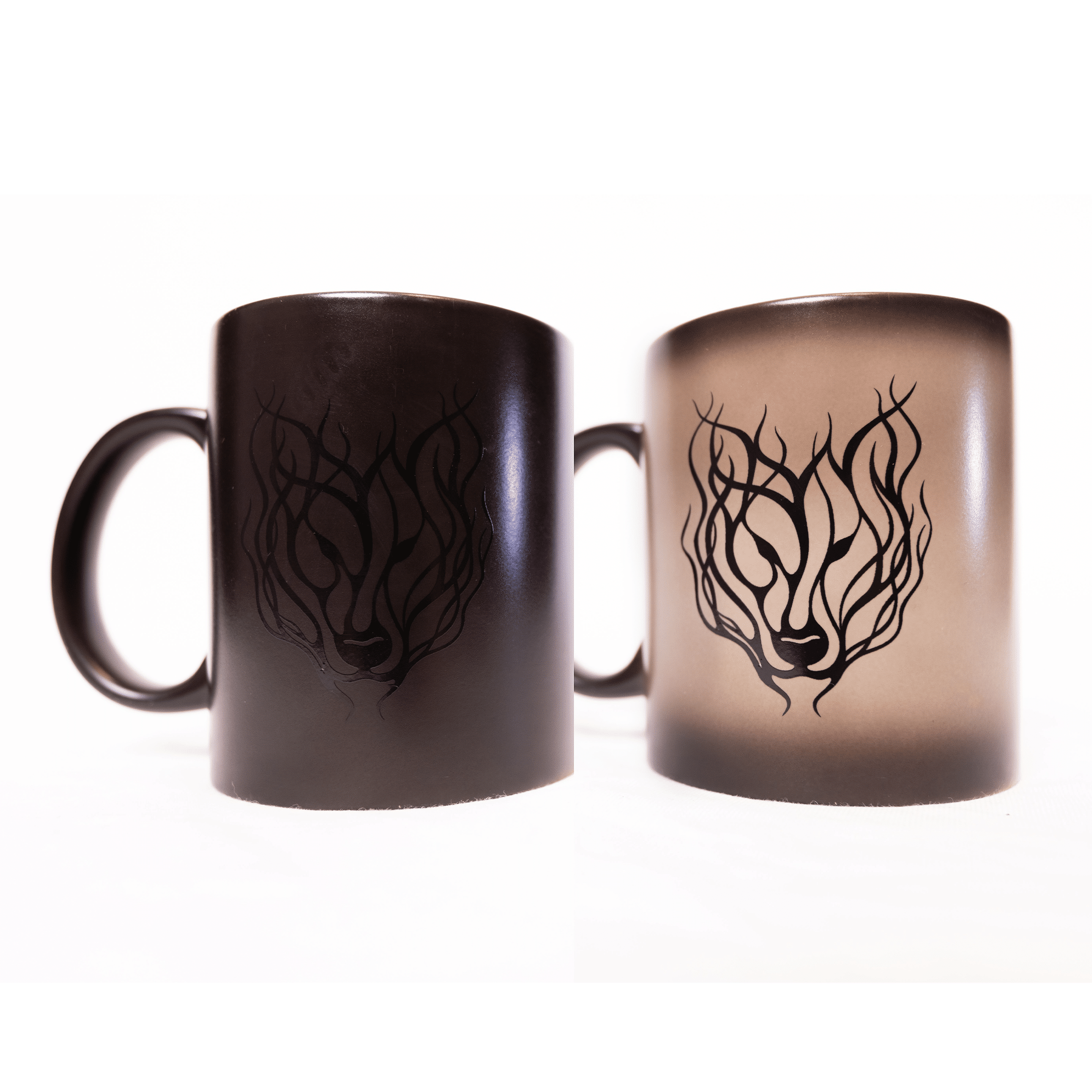 Wolfhead Coffee Mug