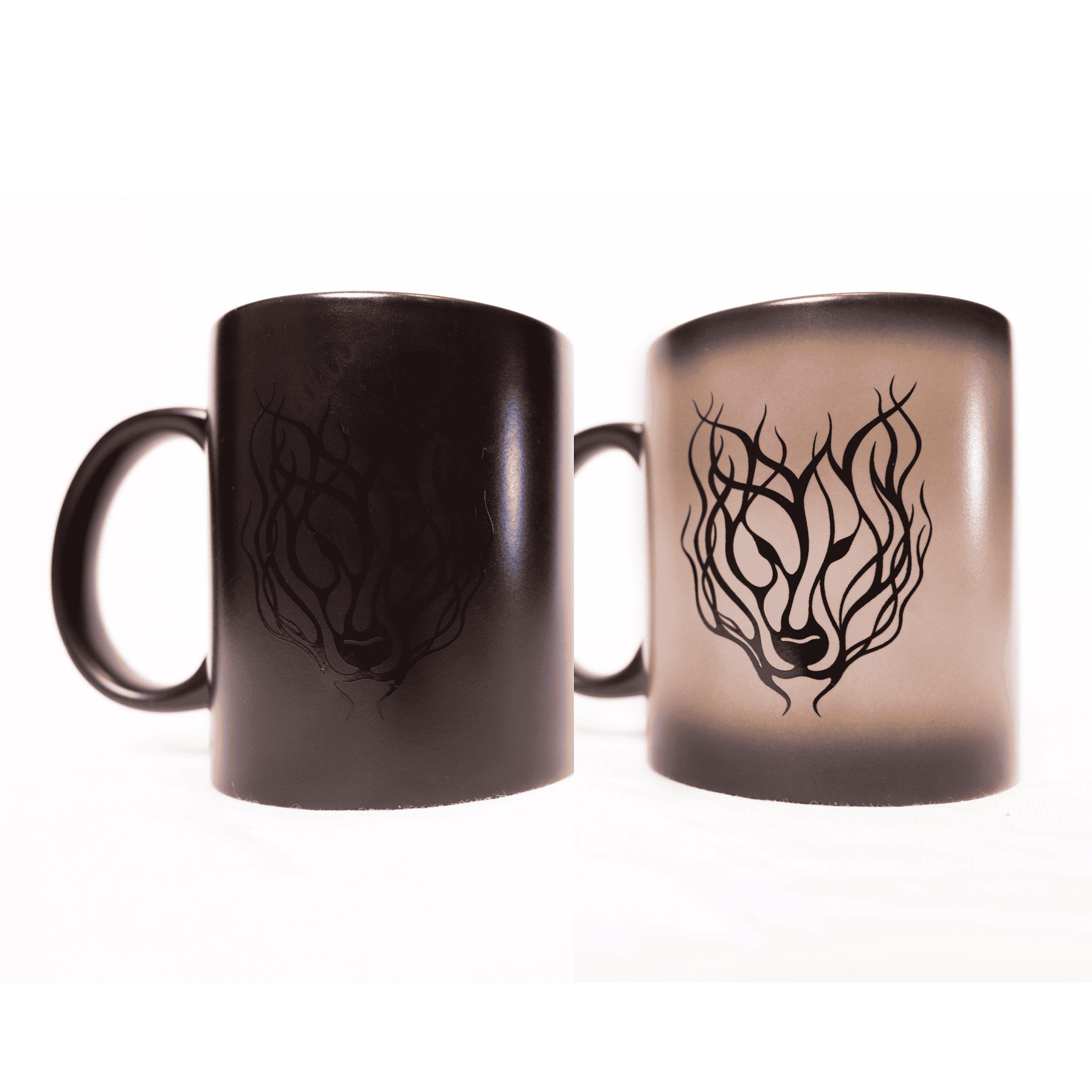Wolfhead Coffee Mug