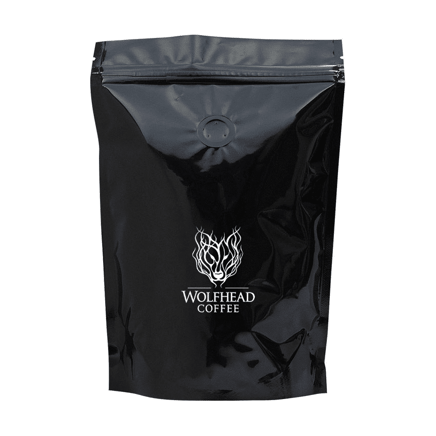 5lbs Wolfhead Coffee Bag