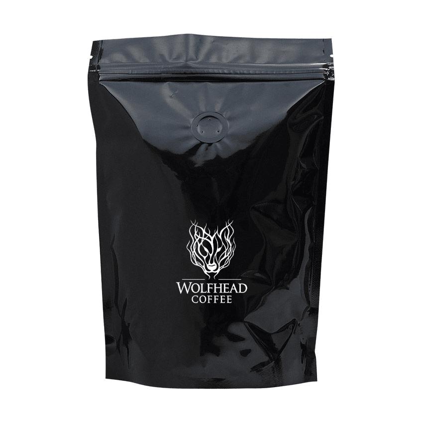 5lbs Wolfhead Coffee Bag